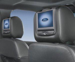 Đánh giá xe Ford Explorer 2019: Xe được trang bị nhiều tiện ích.
