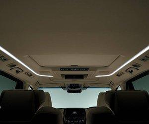 Đánh giá xe Toyota Alphard Luxury 2019: Hệ thống đèn chiếu sáng 1