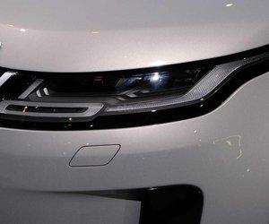Land Rover Range Rover Evoque 2020 đèn pha