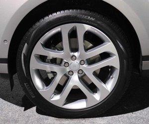 Land Rover Range Rover Evoque 2020 bánh xe