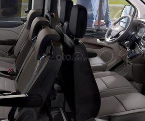 Ảnh ghế ngồi xe Ford Tourneo 2019 màu vàng cát a3