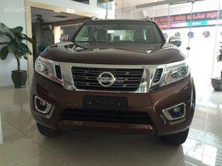 Bán Nissan Navara VL đời 2020, màu nâu, nhập khẩu chính hãng, giá thấp nhất