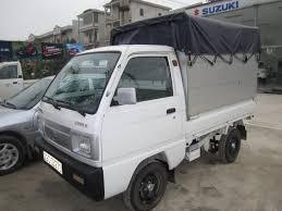 Suzuki Carry Truck 5 tạ 500kg đời 2020 thùng lửng, thùng bạt, thùng kín