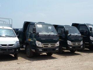 Bán xe Ben 3,5 tấn Thaco Trường Hải mới 100%, giá rẻ tại Hà Nội