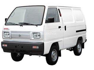 Suzuki Blind Van, xe tải van 500kg, xe su cóc giá tốt nhất, hỗ trợ trả góp tối đa