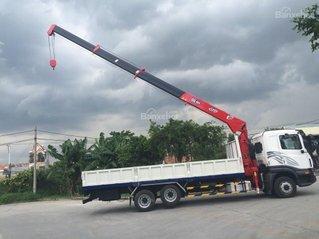 Bán xe tải Daewoo Prima 15 tấn nhập khẩu - giá tốt nhất-trả 25% nhận xe
