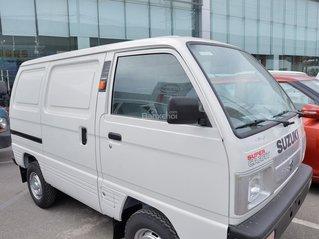 Suzuki Blind Van 2020, giá tốt, xe giao ngay, hỗ trợ đăng ký trả góp