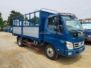 Xe tải Thaco Ollin 700 thùng dài, tải trọng 3.5 tấn, Hà Nội, 2021