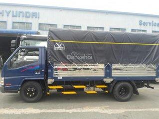 Bán xe tải Isuzu 2,5T - 3,5T 2019, nhập khẩu, giá siêu rẻ, chỉ trả trước 30% nhận xe ngay