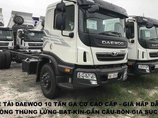 Bán xe tải Daewoo 10 tấn 2019, nhập khẩu, giá tốt nhất, xe giao ngay