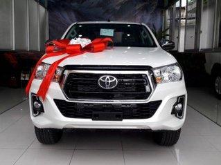 Bán Toyota Hilux năm 2018, màu trắng, ưu đãi lớn