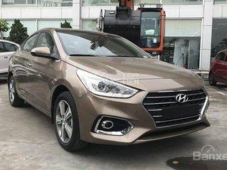 Bán Hyundai Accent 2021 rẻ nhất, xe đủ màu vay 90%, trả góp chỉ 140tr có xe, Hyundai Thanh Hóa giao xe tận nhà
