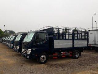 Bán xe tải Thaco OLLIN500.E4 Trường Hải tải trọng 5 tấn thùng mui bạt ở Hà Nội