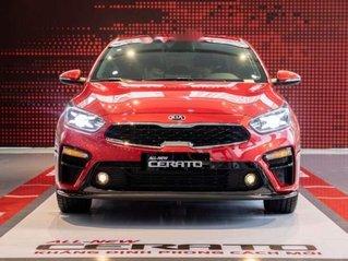 Cần bán xe Kia Cerato năm 2019, màu đỏ