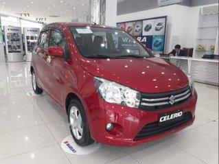 Cần bán xe Suzuki Celerio đời 2018, màu đỏ, nhập khẩu