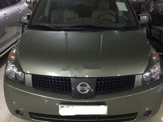 Cần bán gấp Nissan Quest sản xuất 2005, màu xanh lam, nhập khẩu còn mới