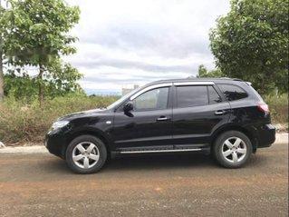 Cần bán xe Hyundai Santa Fe năm sản xuất 2007, màu đen, xe nhập còn mới