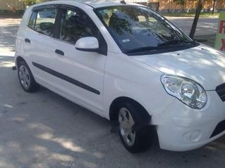 Bán Kia Morning đời 2012, màu trắng, nhập khẩu còn mới, giá tốt
