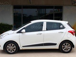 Hyundai i10 mới 2021 Thanh Hóa - chỉ 120tr là nhận được xe, trả góp 80%