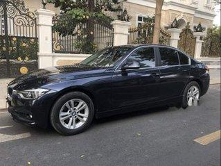 Cần bán BMW 3 Series đời 2015, màu đen, nhập khẩu nguyên chiếc còn mới