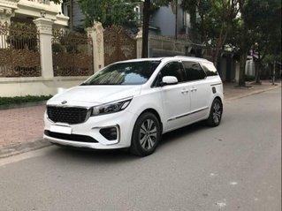 Cần bán gấp Kia Sedona đời 2008, màu trắng, xe nhập còn mới