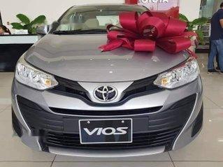 Cần bán xe Toyota Vios 1.5E CVT sản xuất năm 2019, xe giá thấp, giao nhanh