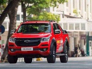 Bán Chevrolet Colorado sản xuất năm 2019, xe nhập, giá tốt, giao nhanh