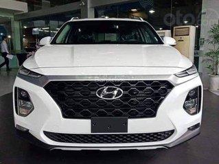 Hyundai Santa Fe Thanh Hóa 2021 rẻ nhất đủ màu (máy xăng + dầu), trả góp, chỉ 300tr lấy xe