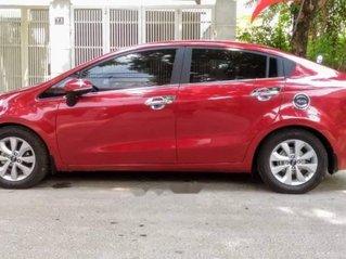 Cần bán lại xe Kia Rio đời 2015, màu đỏ, nhập khẩu nguyên chiếc còn mới