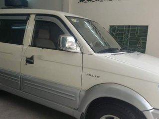 Bán ô tô Mitsubishi Jolie đời 2003, màu trắng còn mới, giá 155tr