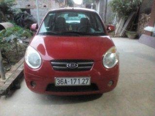 Cần bán xe Kia Morning năm 2008, màu đỏ, xe nhập còn mới, 165 triệu