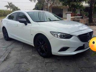 Cần bán Mazda 6 đời 2016, màu trắng còn mới