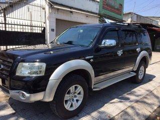 Bán Ford Everest sản xuất 2007, màu đen còn mới, giá 349tr