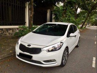 Cần bán lại xe Kia K3 2014, màu trắng còn mới, 419 triệu