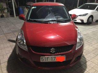 Bán xe Suzuki Swift sản xuất năm 2015, màu đỏ còn mới