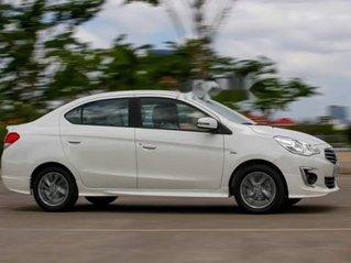 Bán xe Mitsubishi Attrage 2019, nhập khẩu, giá chỉ 375.5 triệu