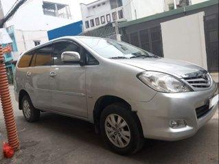 Bán xe Toyota Innova đời 2010, màu bạc còn mới, 395 triệu