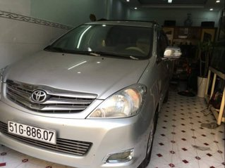 Bán Toyota Innova đời 2010, màu bạc còn mới, giá chỉ 430 triệu