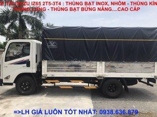 Bán xe tải Isuzu IZ65 2,5T-3,5T giá luôn tốt nhất, chỉ trả 25% nhận xe ngay, Khuyến mãi hấp dẫn