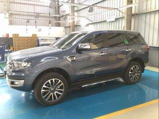 Bán Ford Everest sản xuất năm 2019, màu xanh lam, nhập khẩu