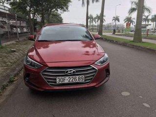 Cần bán lại xe Hyundai Elantra năm sản xuất 2016, màu đỏ, nhập khẩu nguyên chiếc còn mới