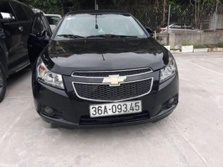 Cần bán Chevrolet Cruze sản xuất 2014, màu đen còn mới