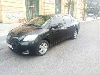 Bán Toyota Yaris sản xuất năm 2009, màu đen, nhập khẩu