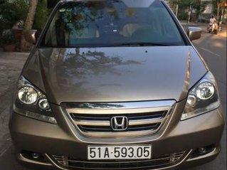 Bán Honda Odyssey sản xuất 2007, màu nâu còn mới, giá chỉ 628 triệu