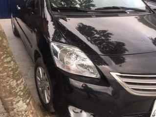 Bán ô tô Toyota Vios sản xuất năm 2009, màu đen còn mới, giá tốt