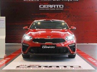 Cần bán Kia Cerato 1.6AT Deluxe đời 2019, nhập khẩu, giá thấp, giao nhanh