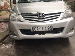 Bán Toyota Innova sản xuất năm 2010, xe chính chủ giá thấp, giao nhanh toàn quốc