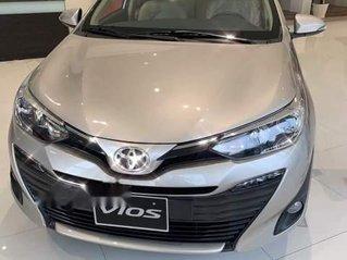 Cần bán xe Toyota Vios năm sản xuất 2019, màu vàng