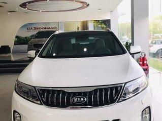 Bán xe Kia Sorento đời 2019, màu trắng, giá tốt