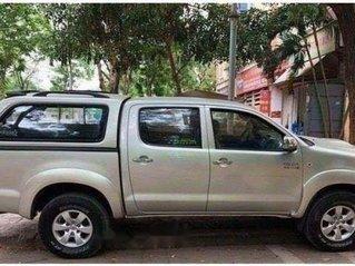 Bán Toyota Hilux năm sản xuất 2012, số sàn, máy dầu